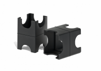 фиксатор для арматуры кубик 45 мм кубик