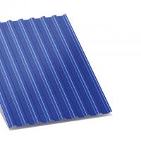 профнастил с-20 синий двухсторонний 0,35 мм c-20