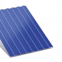 профнастил с-8 синий двухсторонний 0,45 мм c-8