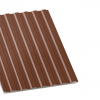 Профнастил С-8 коричневый 0,35 мм